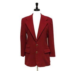 Vintage Ralph Lauren Cashmere Blend Blazer